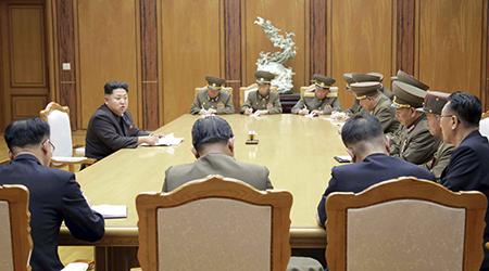 Kim Jong-Un: les armes nucléaires, pas la discussion, ont permis la sortie de crise