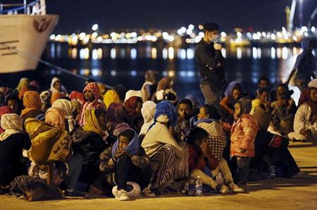 Depuis janvier, 224 000 migrants sont arrivés en Europe via la Méditerranée