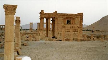 «Daech» a détruit l'un des plus beaux temples de Palmyre