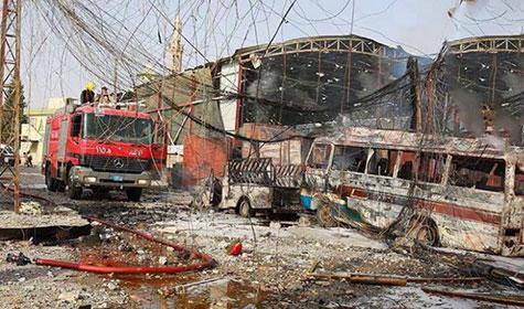 Des centaines de civils victimes collatérales des raids de la «coalition anti-Daech».