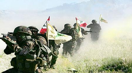 La Résistance, neuf ans après 2006: dissuasion permanente.