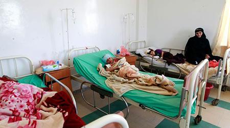 Yémen: le système de santé au bord de l'effondrement