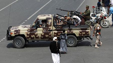 Les Yéménites avancent en Arabie saoudite
