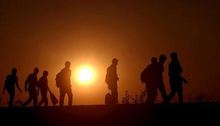4.000 combattants de «Daech» ont pénétré en Europe en tant que réfugiés.