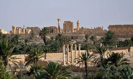 Syrie: «Daech» fait exploser trois tours funéraires à Palmyre.