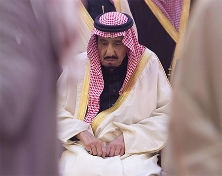 Rien ne va plus au royaume des Al-Saoud.