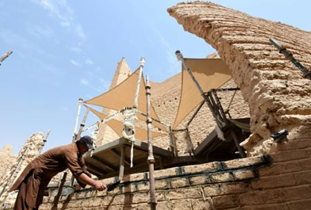 L'Arabie saoudite cultive l'héritage du wahhabisme.