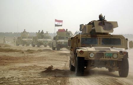Irak: l'armée progresse sur trois fronts face à «Daech».