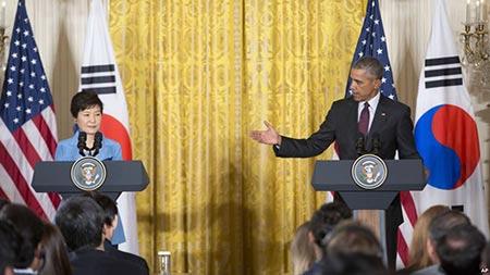 La Corée du Nord ne veut pas discuter de son programme nucléaire.