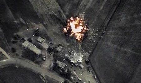 Syrie: l'armée russe dit avoir frappé neuf positions de «Daech» ces dernières 24 heures.
