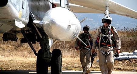La Russie en Syrie: Les Causes à effets d'André Michel Chanclu.