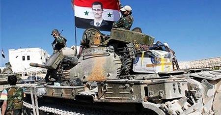 Quatrième légion de l'armée syrienne…l'histoire complète.