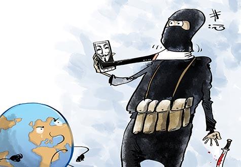 La guerre contre «Daech» s'enflamme… virtuellement!