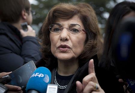 La réaction de l'Occident au terrorisme «trop peu et trop tard», dit la conseillère d'Assad.