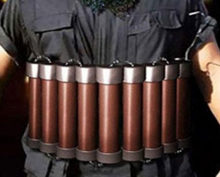 Une société russe conçoit un engin capable de détecter une ceinture explosive
