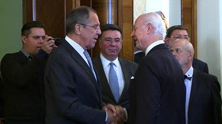 Lavrov : la rencontre sur la Syrie à Vienne représente un format idéal
