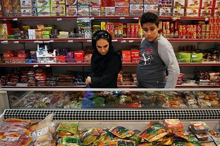L'Iran interdit les produits de consommation américains.