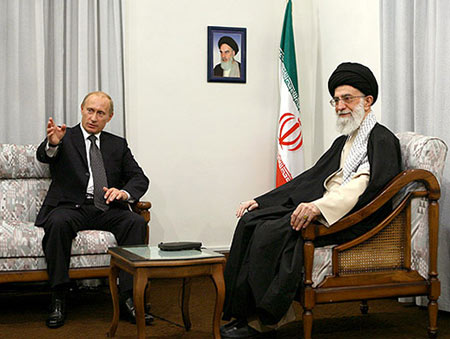 Le monde post-dollar, aux mains du Tsar et de l'Imam!