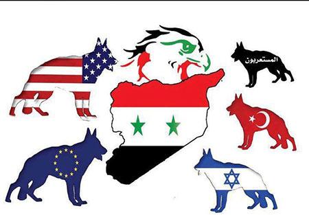 C'est en Syrie notamment, que se dessine actuellement l'avenir du monde