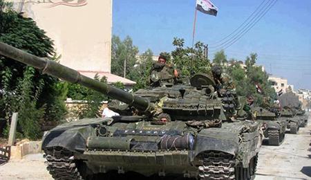 L'armée syrienne reprend le contrôle d'une colline stratégique près de la  Lattaquié