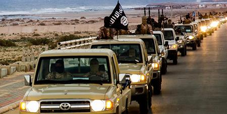 Libye: «Daech» tente de «mettre la main sur les ressources pétrolières»