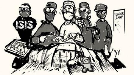 Une «fatwa» de «Daech» autorise le prélèvement d'organes