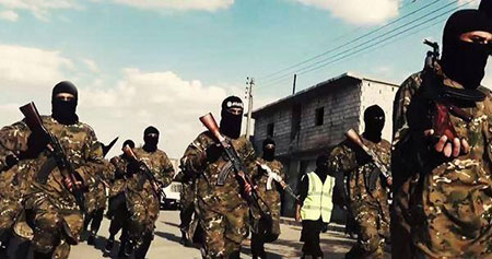 Le nombre des extrémistes en Irak et en Syrie a doublé en un an.