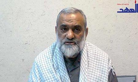 Le chef du Bassidj, le général Nakdi: Nous n'abandonnerons pas la Syrie face aux terroristes et aux sionistes.