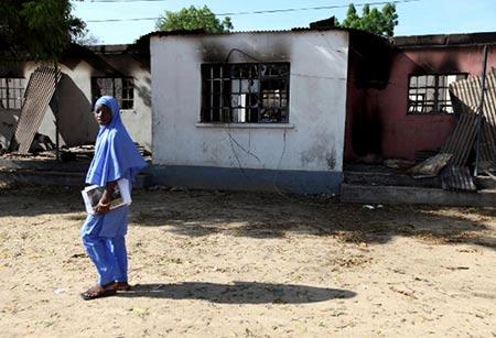 Boko Haram empêche un million d'enfants d'aller à l'école, selon l'Unicef.