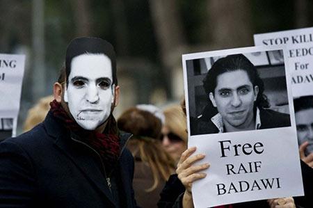 Raif Badawi pourrait risquer des charges supplémentaires en raison de sa grève de la faim