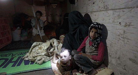 Yémen: le blocus «tue autant» les civils que la guerre