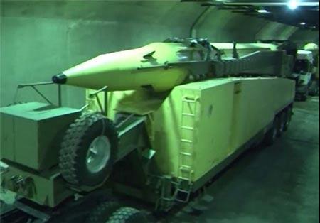 L'Iran dévoile une nouvelle base souterraine de missiles de longue portée.