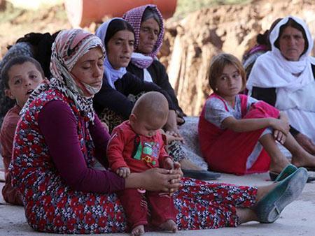 «Daech» détiendrait 3.500 «esclaves» en Irak, estime l'Onu
