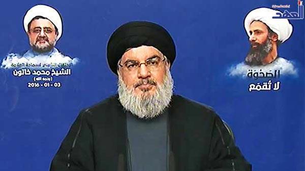 Sayed Nasrallah: «Il est temps que le monde entier dénonce la réalité du régime despotique saoudien».
