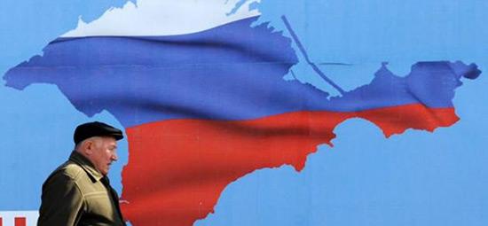 La Syrie reconnaît la Crimée russe.