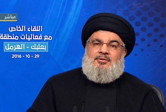Sayed Nasrallah appelle à remettre tout criminel à l'Etat, et demande à l'Etat de jouer son rôle dans la Békaa