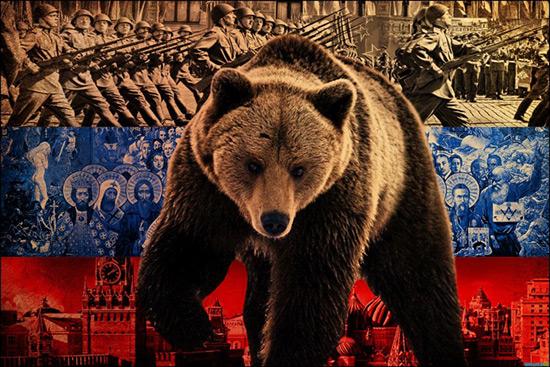 Pourquoi l'Occident a intérêt de peindre une Russie «agressive».