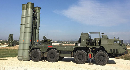 La Russie a achevé la livraison du système de missiles S-300 à l'Iran