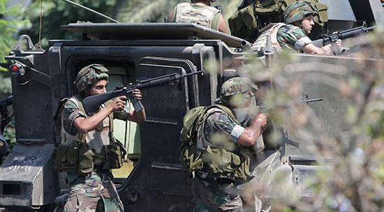 Liban: échanges de tirs à Ersal, un responsable de «Daech» arrêté.