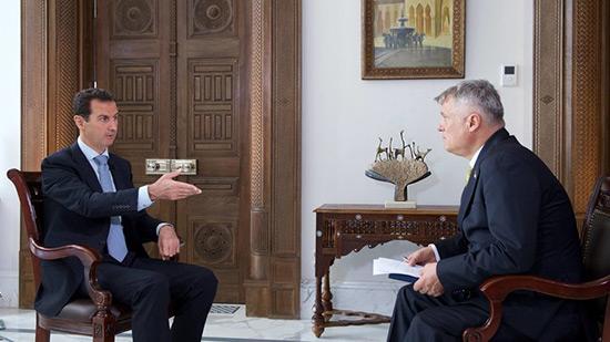 Assad: Les USA responsables de l'échec des tentatives visant à instaurer la trêve à Alep.