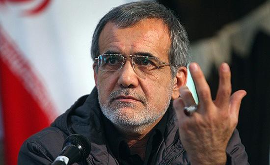 Le vice-président du Conseil de la Choura iranienne Masoud Bachkian