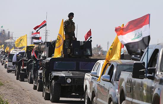 Irak: Le Hached al-Chaabi proche de couper les accès à Mossoul