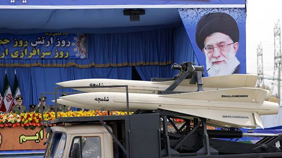 Le programme balistique de l'Iran pas «négociable», selon Téhéran.