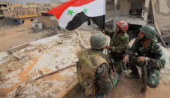 L'armée syrienne reprend le contrôle de Minyane à l'ouest d'Alep.
