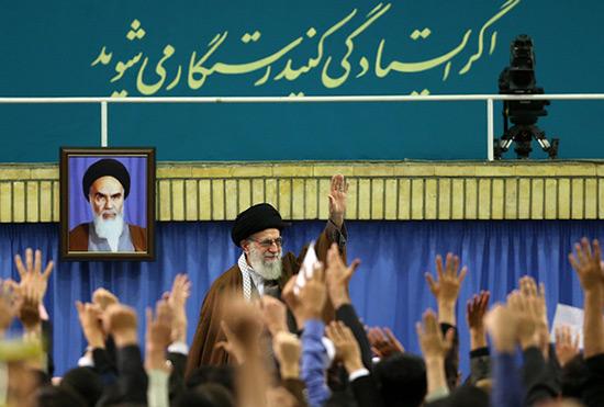 L'imam Khamenei n'a «pas d'inquiétude» après l'élection de Trump.