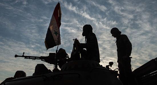 Importante offensive de l'armée syrienne dans le nord-est d'Alep
