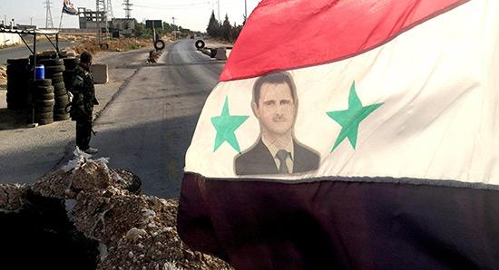 Syrie: l'armée reprend le contrôle de territoires stratégiques.
