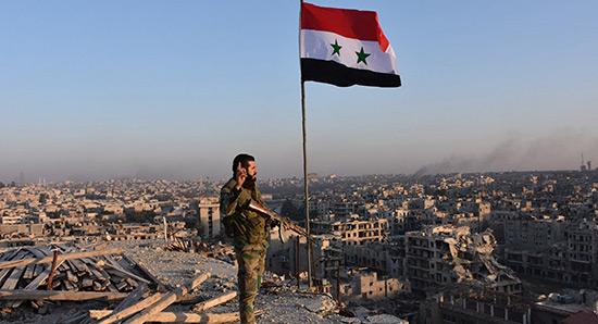 L'armée syrienne contrôle 90% d'Alep-Est après s'être emparé d'un nouveau quartier.