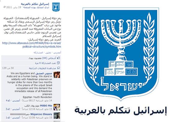 Les médias sociaux, un moyen pour attirer les jeunes Arabes par «Israël»