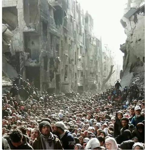 Vaste campagne d'intox des médias arabes contre la victoire syrienne à Alep